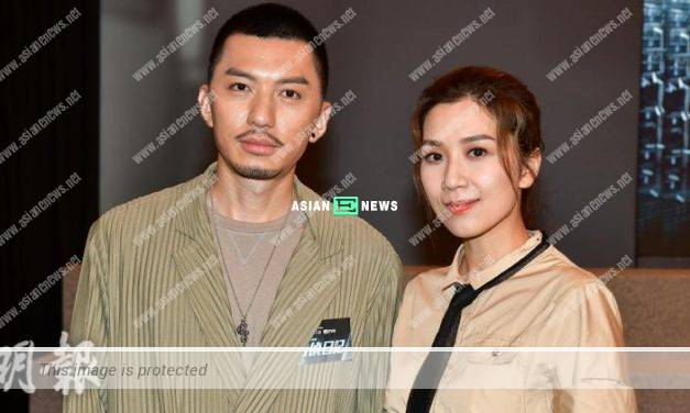 Benjamin Yuen isolated himself at the set; Mandy Wong dared not approach him