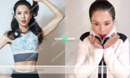 54-year-old Carman Lee shares 3 effective anti-aging methods