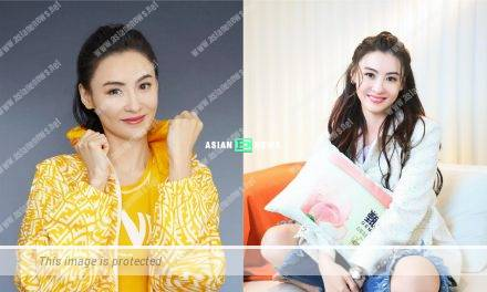 Cecilia Cheung shows her sexy swimsuit photos