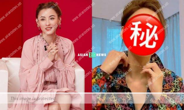 Cecilia Cheung shares her beauty tips; She uses clear water to wash her face