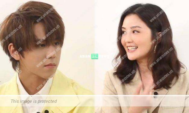 Keung To praises all Charlene Choi's poses are beautiful