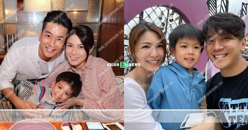Chris Lai's wife Nicole Lee is pregnant for 2 months?