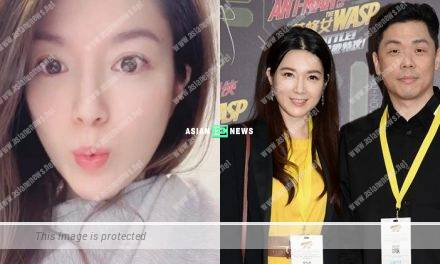 Marriage problem? Christine Kuo's manager clarifies she has a stable relationship