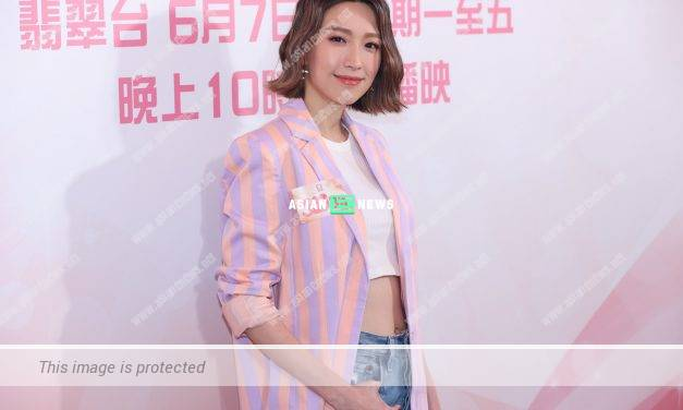 Elaine Yiu discloses TVB assumes she knows boxing after filming The Ringmaster drama