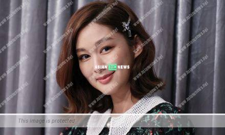 Eliza Sam feels unhappy when the netizens compare her acting skills to Ali Lee