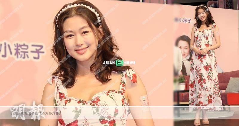 Eliza Sam makes her first public appearance after her second pregnancy