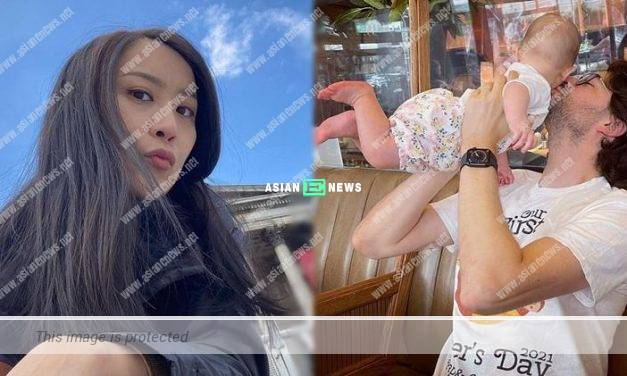 Fala Chen shares her selfie without makeup taken in London