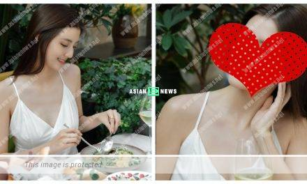 Karena Ng resembles a fairy in her new photos