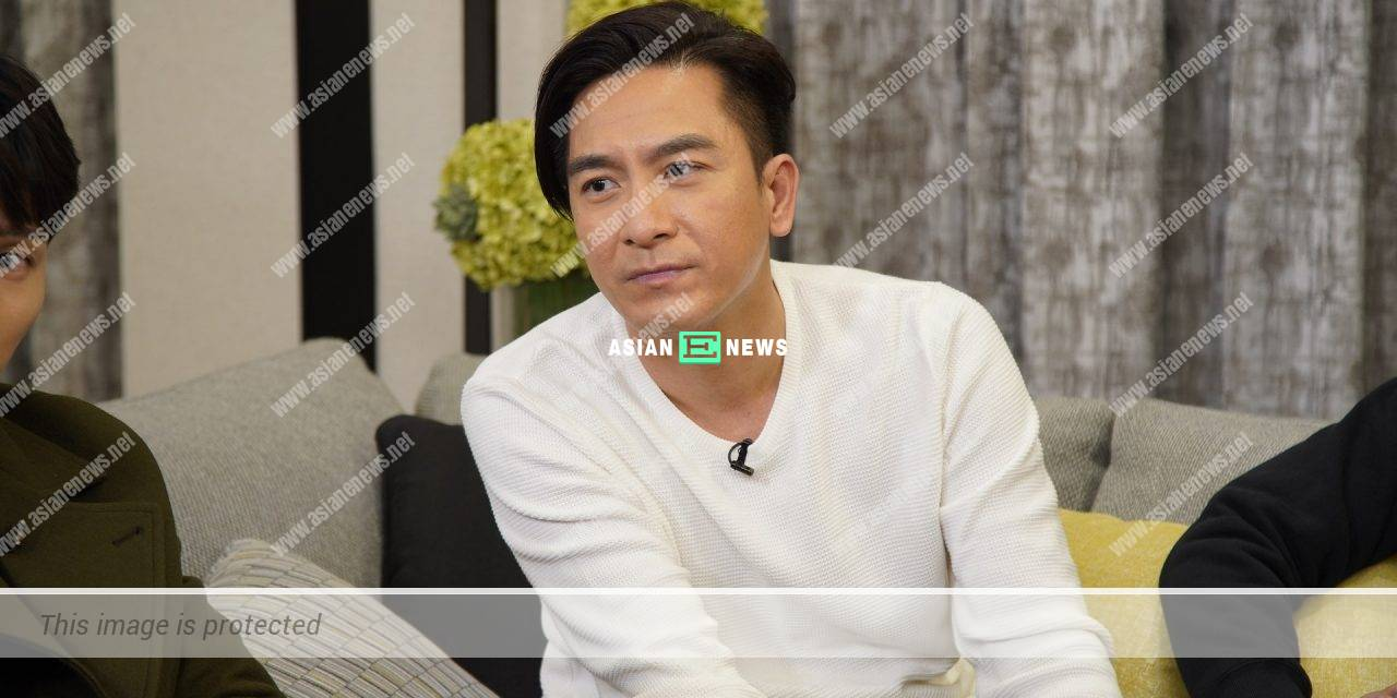 TV King Kenneth Ma sings Years of Friendship song in Hengdian