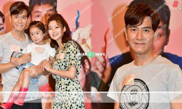 Kenneth Ma wishes to become a father in real life