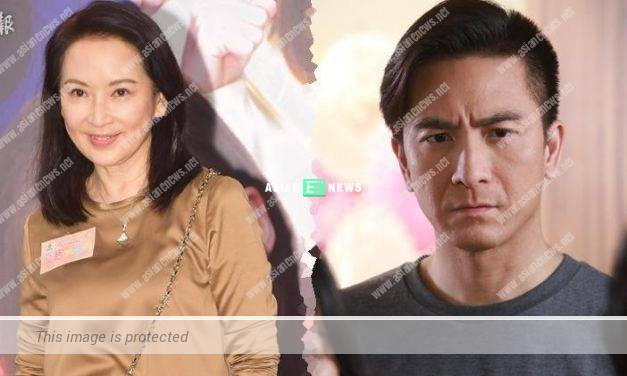 """Plan """"B"""" drama: Mimi Kung tortures Kenneth Ma and is worried about angering his fans"""