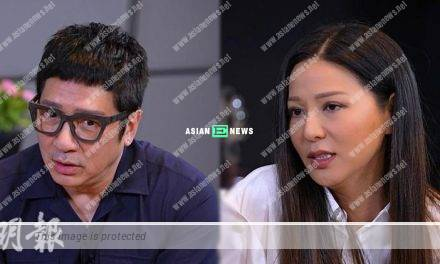 """Pal Sinn discloses he has a """"mistress""""; Joyce Tang and her husband nearly file for a divorce"""