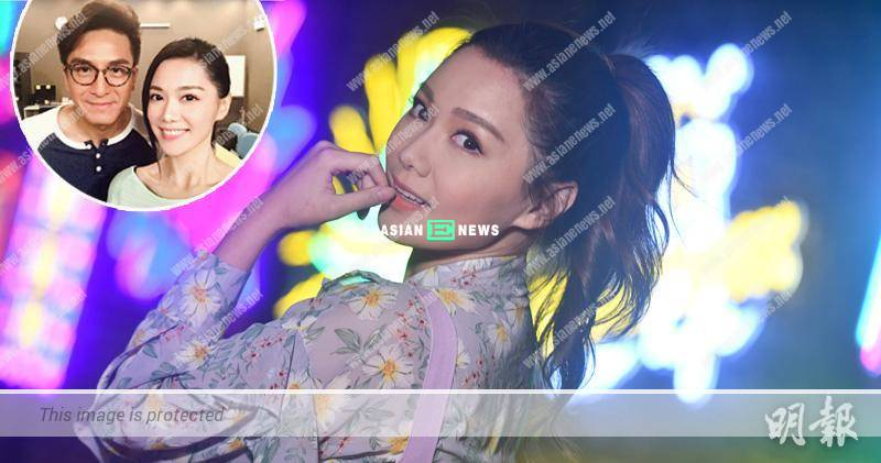 Roxanne Tong has absolute trust in Kenneth Ma: I will not monitor his movements