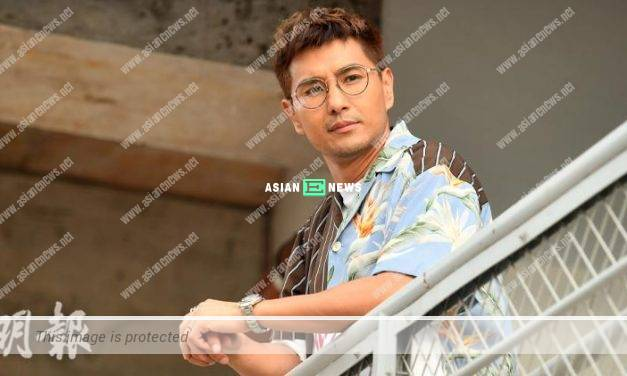 Ruco Chan focuses on his career and spends time with his family