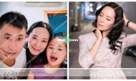 46-year-old Sonija Kwok resembles a fairy in her latest photo