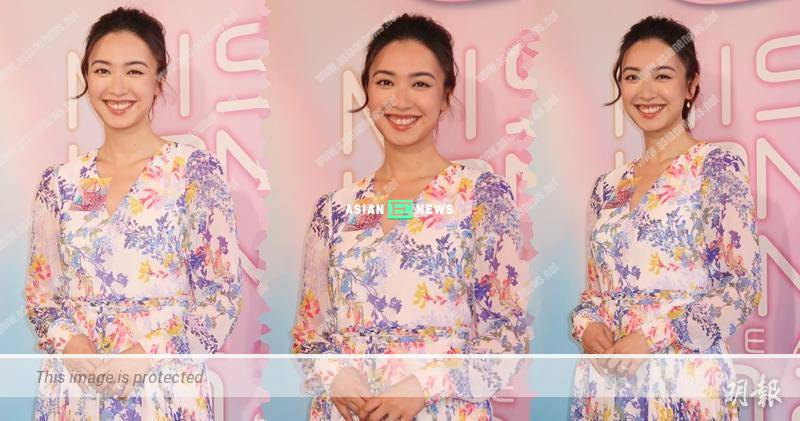 Gain weight? Tracy Chu dares not wear swimsuit in a competition