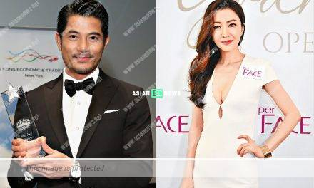 Lynn Hung dismissed about challenging her old love Aaron Kwok