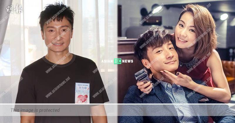 Alex Fong rejects to reconcile with his old love Stephy Tang