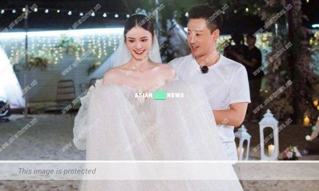 Raymond Lam promises to arrange a wedding for Carina Zhang within 2 years