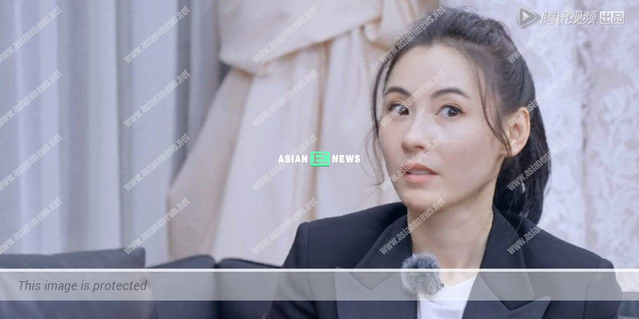 Life is Beautiful 2 show: Cecilia Cheung helps her fan to choose a wedding gown