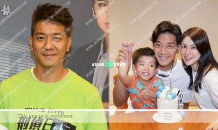 Chris Lai becomes a daddy again; he rejects to reveal the baby gender