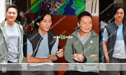 ekin cheng feels normal to work with youngsters; chin ka lok confesses there is a generation gap