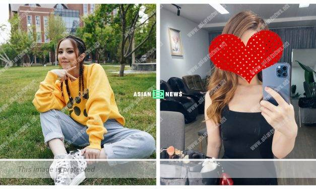 Singer G.E.M. takes a random selfie which won compliments from the netizens