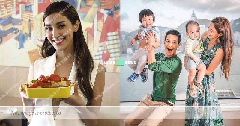 """Grace Chan forbids her husband Kevin Cheng and son to eat """"meat"""" at home"""