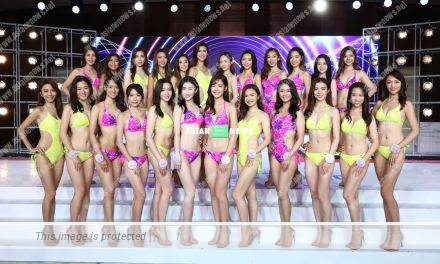 Ms Hong Kong Pageant 2021: 24 contestants appeared in swimsuits for the first time