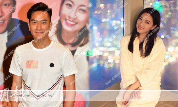 Kenneth Ma trains for his new drama; Roxanne Tong pointed he is skinny