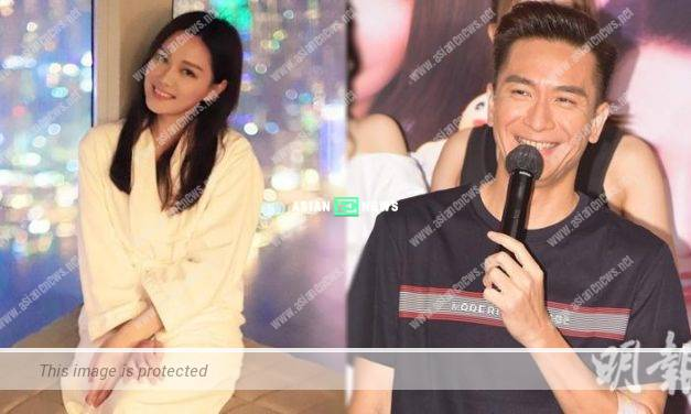 Kenneth Ma promises to make an announcement if Roxanne Tong is expecting