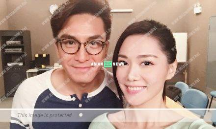 Roxanne Tong shows an old photo of her father; Netizens pointed Kenneth Ma is less good looking