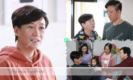 Kiki Sheung praises Kenneth Ma is an observant man; She pointed Roxanne Tong is a lucky woman