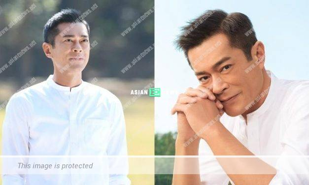 An old video of Louis Koo going into the airport goes viral