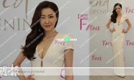 Because of losing weight? Lynn Hung rejects to give birth again
