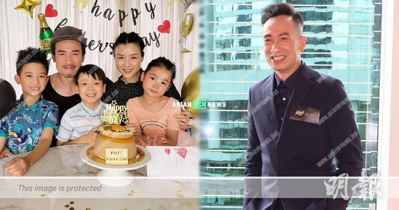 Good Husband Moses Chan buys property for his family: I have no share