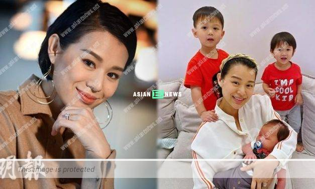 Myolie Wu dismissed about suffering from depression