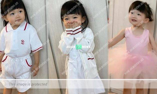 """Ruco Chan enrols his daughter in a """"branded"""" kindergarten"""