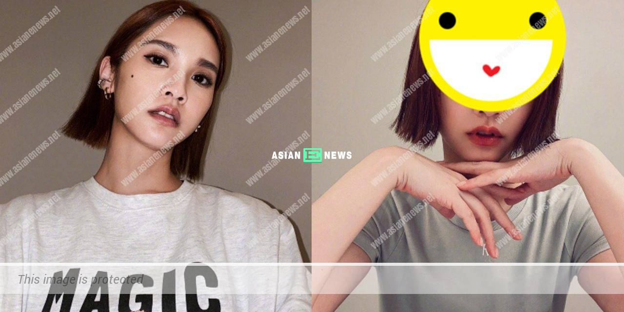 37-year-old Rainie Yang resembles a student because of her new hairstyle?