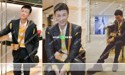 Raymond Lam admits he has intention to become a daddy again