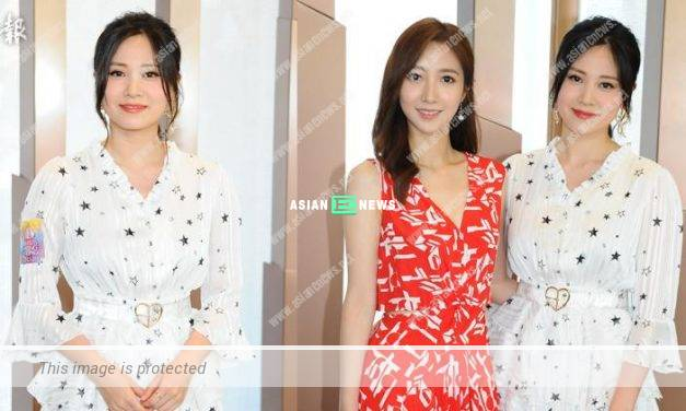 Ms Hong Kong Pageant 2021: Generous Rebecca Zhu gives tips to the contestants
