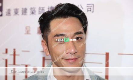 41-year-old Ron Ng has no secret to maintain his youthful look?