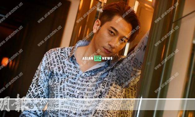 41-year-old Ron Ng becomes a hot topic suddenly?