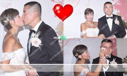 Double Happiness! Tony Hung announces his wife Inez Leong is pregnant