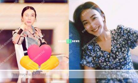Tracy chu shows her new photo; netizens ask if she is expecting