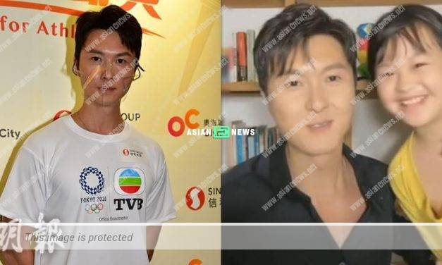 Vincent wong does not mind filming an advertisement with his family