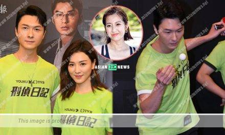 vincent wong consoles Yoyo chen when she loses the chance to play female lead