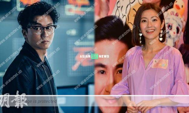 Yoyo Chen rejects to comment about Vincent Wong's on-screen performance