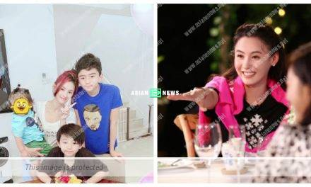 Cecilia Cheung's second son Quintus is praised for his fluent English
