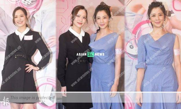 AI Romantic drama: Crystal Fung wishes to play a robot in the sequel